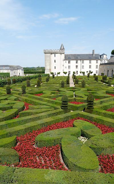 Jardins de Villandry. Photo courtesy TO