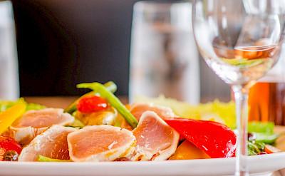 Fancy French food! Flickr:NwongPR