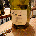 Local Sancerre wine in France. Flickr:James Onfink
