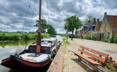 Stavoren, Friesland, the Netherlands. Flickr:Bruno Rijsman