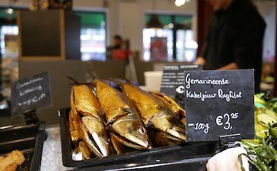 The Dutch love their fish! Flickr:Franklin Heijnen