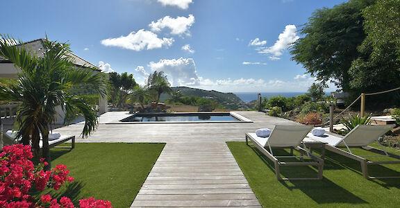 Vacation Rental St Barthelemy WV ALW St Barts Villa ALWpol Desktop