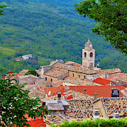 Green Hills of Abruzzo Photo