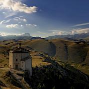 Green Hills of Abruzzo Photo