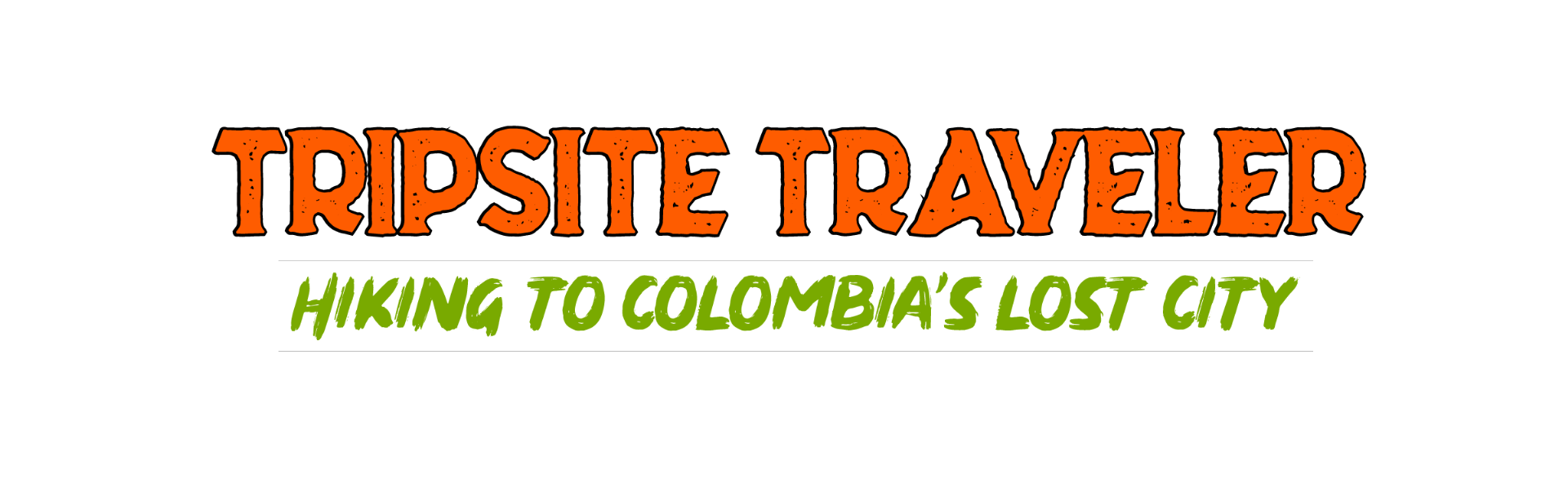 Hiking to Colombia's Lost City