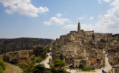 Enchanting Matera, a UNESCO Site, in region Basilicata, Italy. Flickr:Francesca Cappa