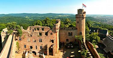 Schloss Auerbacher in Bensheim, Germany. Photo via Flickr:Francois Philipp