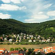 Heidelberg para Koblenz Foto