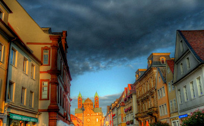 Quiet morning in Speyer, Germany. Flickr:alainlm