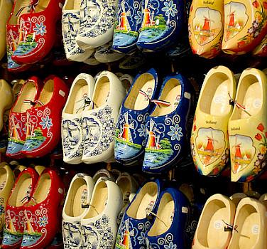 """""""Klompen"""" for sale! Photo via Flickr:Alex Scarcella"""