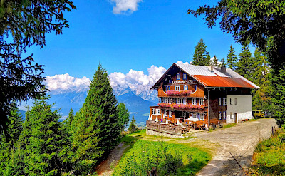 Great chalets in Tyrol, Austria. Flickr:r chelseth