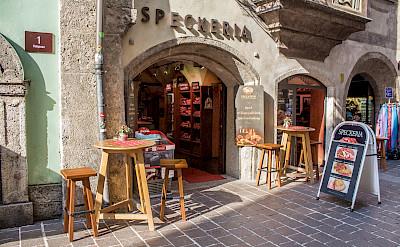 Shopping in Innsbruck, Austria. Flickr:Shadowgate