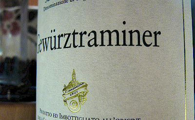 Gewurztraminer Wine from Bolzano. Flickr:Fabio Bruna