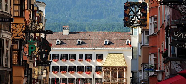 Innsbruck to Munich