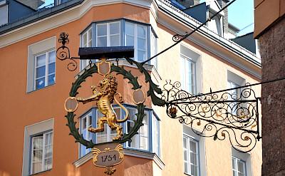 Biking through Innsbruck, Austria. Flickr:Francisco Antunes
