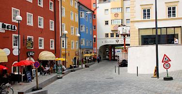 Kufstein in Tyrol, Austria. Photo via Flickr:Marc Czerlinsky