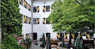 Bike rest in Kufstein, Tyrol, Austria. Photo via Flickr:Janos Korom Dr.