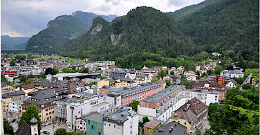 Tyrol mountains in Kufstein, Austria. Photo via Flickr:Janos Korom Dr.
