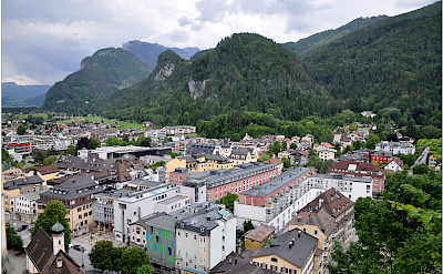 Tyrol mountains in Kufstein, Austria. Photo via Flickr:Janos Korom Dr.