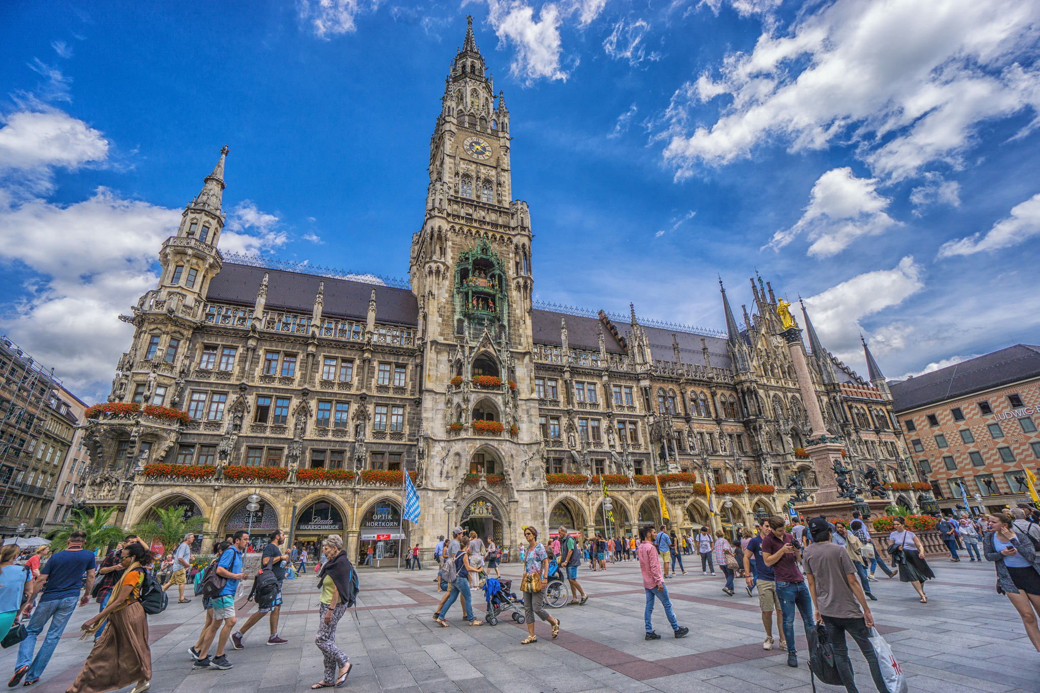 Innsbruck to munich bike tour austria germany tripsite for Who s perfect munchen