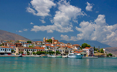 Galaxidi in Greece. Flickr:Dimitris Karagiorgos