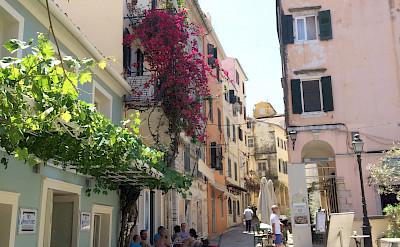 Biking through Corfu, Ionian Islands, Greece. Flickr:Andrea Tosatto
