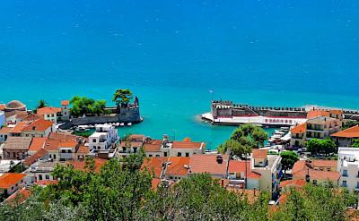 Port in Nafpaktos, Ionian Islands, Greece. Flickr:Spiros Vathis