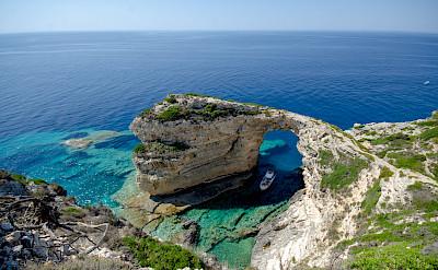 Paxos (Paxi) Island in Greece. Flickr:Dom Crossley