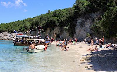 Sivota Island, part of the Ionian Islands in Greece. Flickr:Henrik Bach Nielsen