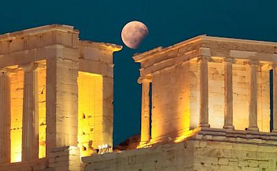 Temple Athena Nika in Athens, Greece. CC:Ranssom