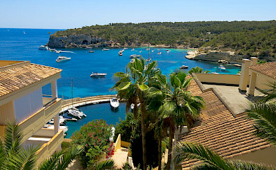 Boats in Mallorca, Spain. Flickr:Kyle Taylor