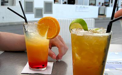 Cocktails in Mallorca, Spain. Flickr:Abian Walden