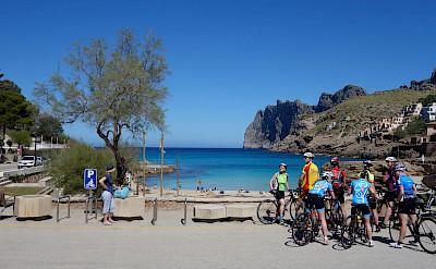 Biking in Mallorca, Spain. Flickr:Philip McErlean
