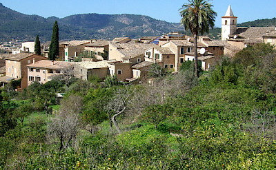 Great old towns in Mallorca. Flickr:reiner.kanning