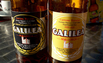 Local Galilea beer in Mallorca, Spain. Flickr:a.froese