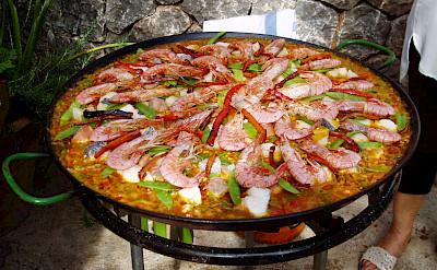 Paella in Mallorca, Spain. Flickr:Udo Schröter