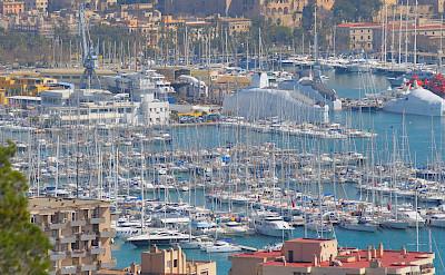 Palma de Mallorca Harbor in Spain. Flickr:Random_fotos