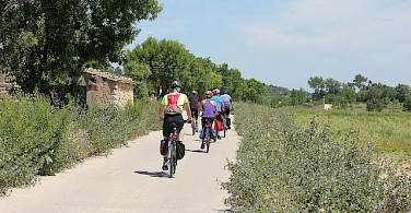 Off we go along Mallorca's quiet roads. Photo courtesy of Tour Operator.