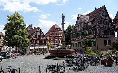 Ladenburg-Neckar, Germany. ©TO