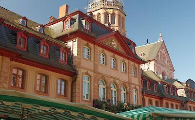 Market in Mainz, Germany. ©TO