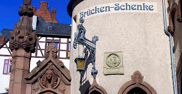 Traben-Trabach on Koblenz to Saarburg Germany Bike Tour. Photo via Tour Operator