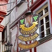 Koblenz para Saarburg Foto