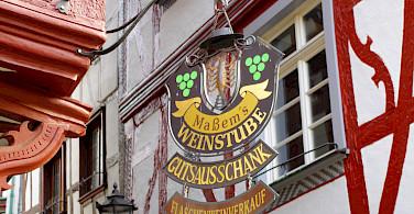 Wine tasting on Koblenz to Saarburg Germany Bike Tour. Photo via Tour Operator