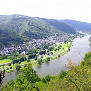 Koblenz a Saarburg Foto