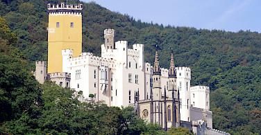Stolzenfels Castle near Koblenz, Germany. Photo via Tour Operator