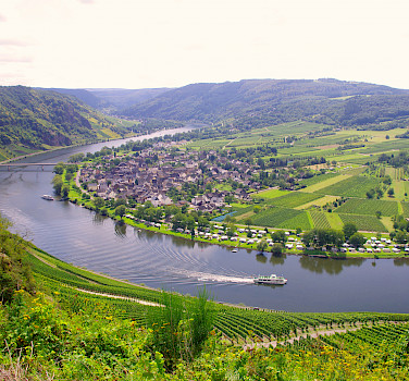 Koblenz para Saarburg