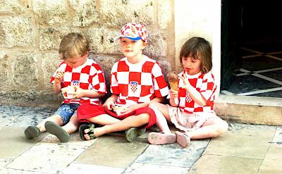 Gelato in Croatia! Flickr:Ailsa