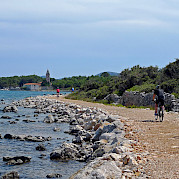 Baía de Kvarner Foto