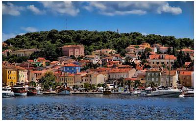 Biking through Lošinj Island in Kvarner Bay, Croatia. Flickr:Mario Fajt