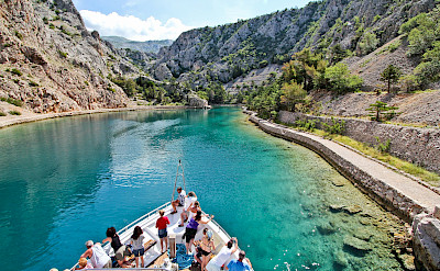 Rab Island in Kvarner Bay, Croatia. Flickr:Patty Ho